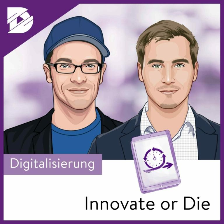 Innovation or Die Speakers