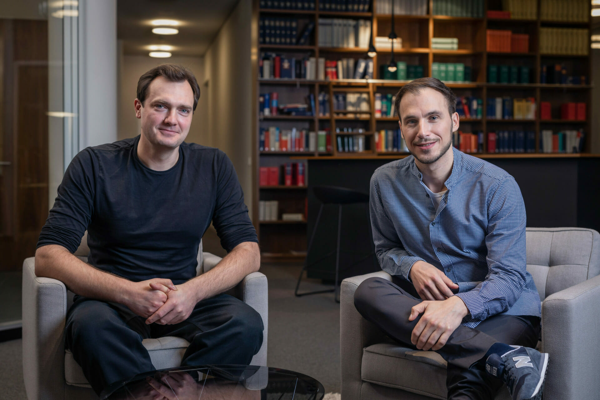 Alexander Graf and Boris Lokschin