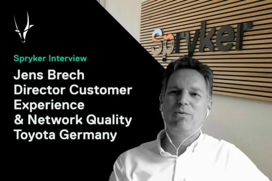 Interview Jens Brech Toyota
