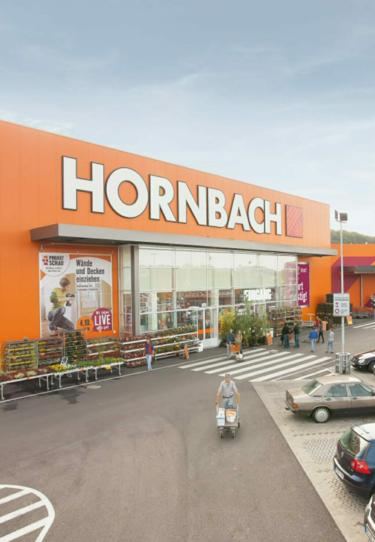 Hornbach store